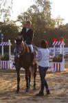 Conthino T gewinnt Springpferdeprüfung A in Volkmarode